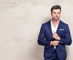 Look No Tie - How to wear a suit without a tie